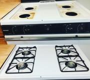Очистка плиты на кухне фото