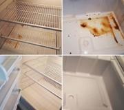 Мытье холодильной камеры фото