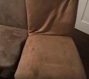 Тронные стулья до чистки